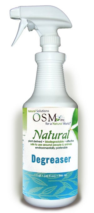 OSM Natural Degreaser 32 oz